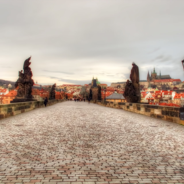 """Prague, Czech Republic"" stock image"