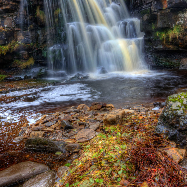 """East Gill Force"" stock image"