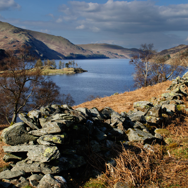 """Haweswater"" stock image"