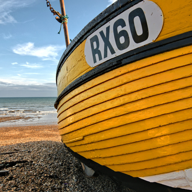 """Hastings"" stock image"