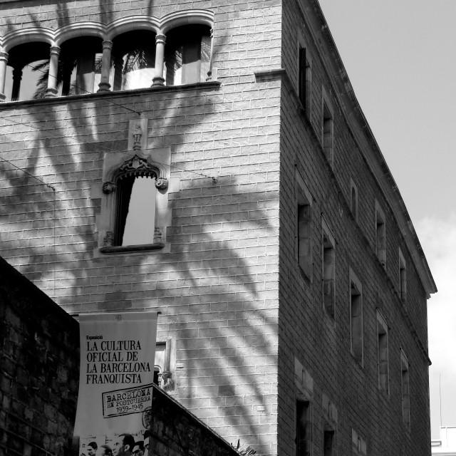 """Barcelona sun"" stock image"