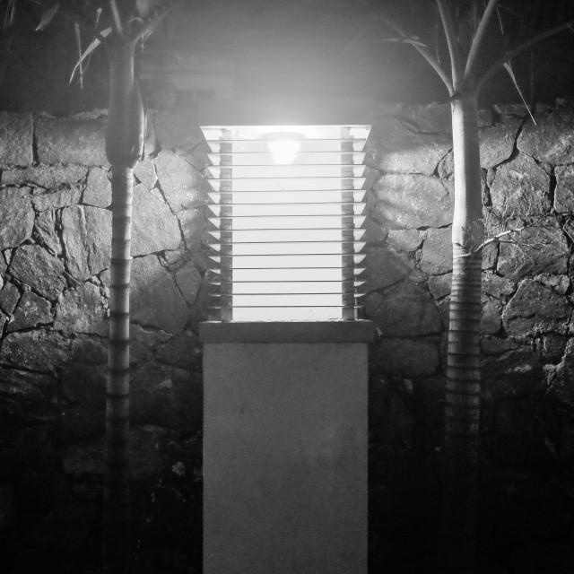 """classy streetlamp"" stock image"