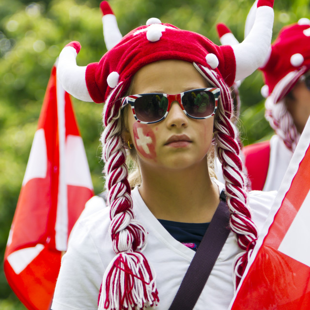 """""""Young Swiss"""" stock image"""