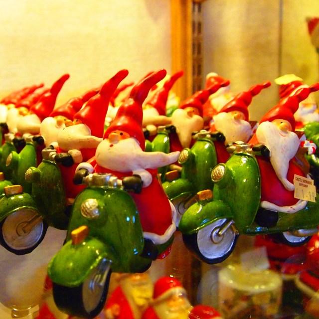 """Santa's Army"" stock image"