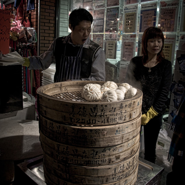 """""""Chinatown"""" stock image"""