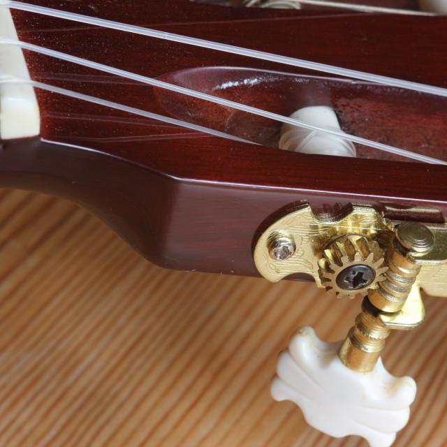"""guitar neck"" stock image"
