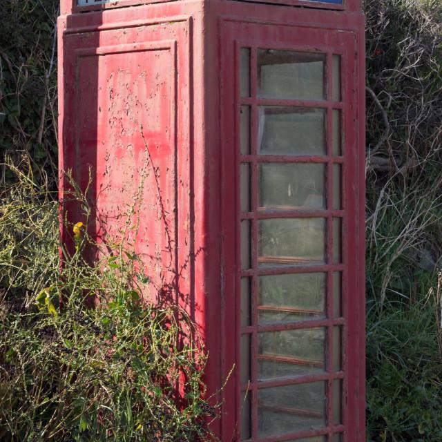 """k6 phone box"" stock image"