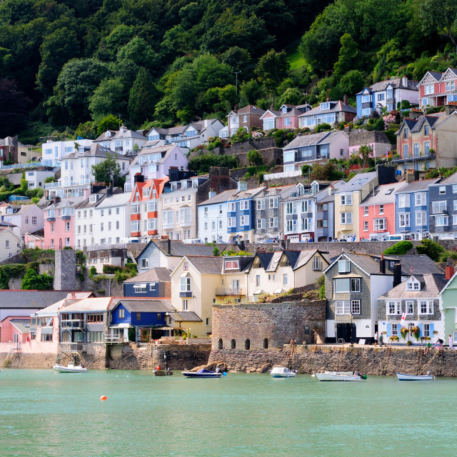 """Simply South Devon"" stock image"