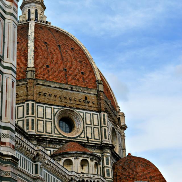 """""""Basilica di Santa Maria del Fiore"""" stock image"""
