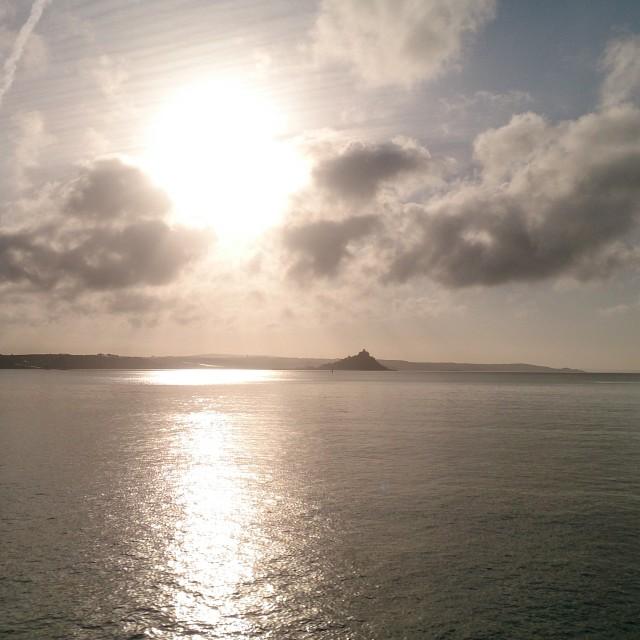 """Sunny morning"" stock image"