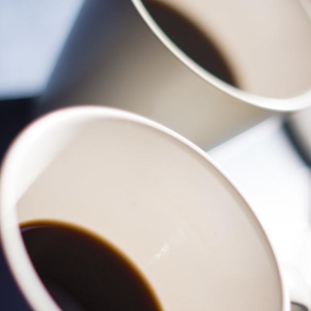 """Fresh Coffee"" stock image"