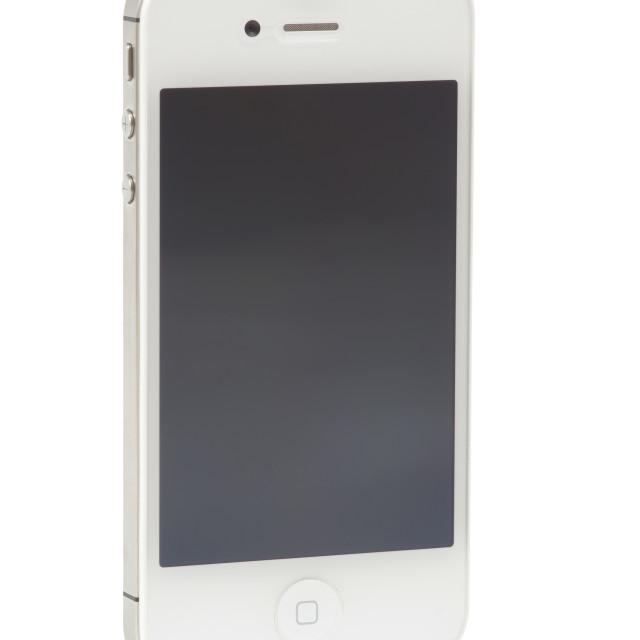 """Apple iPhone"" stock image"