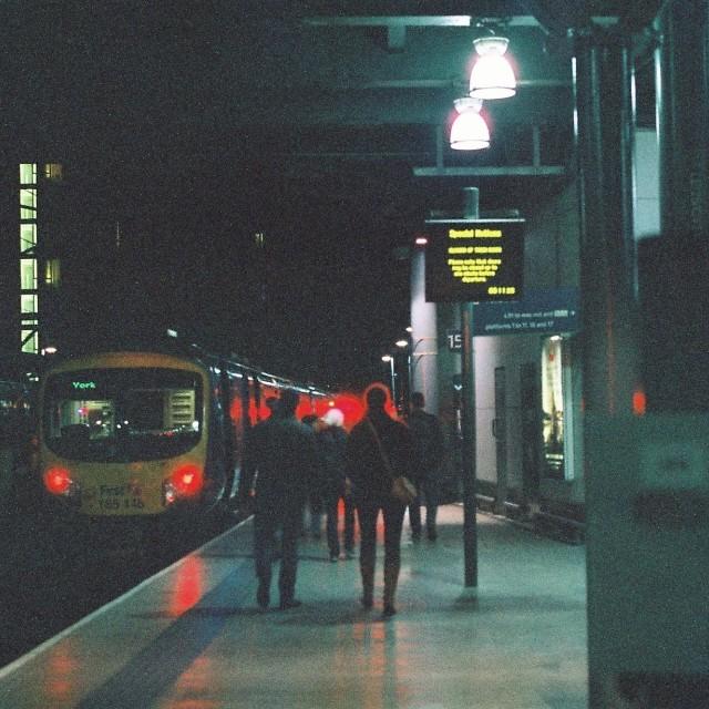 """Station"" stock image"