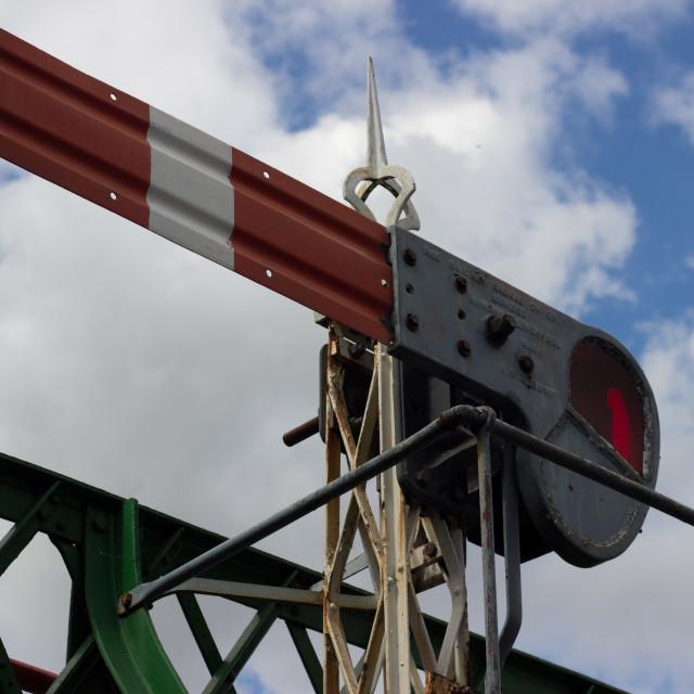 """signal"" stock image"