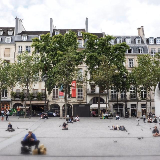 """Pompidou"" stock image"