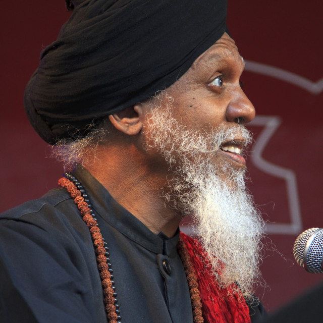 """Dr. Lonnie Smith"" stock image"