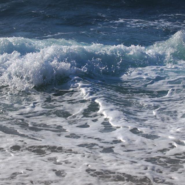 """sea wave"" stock image"