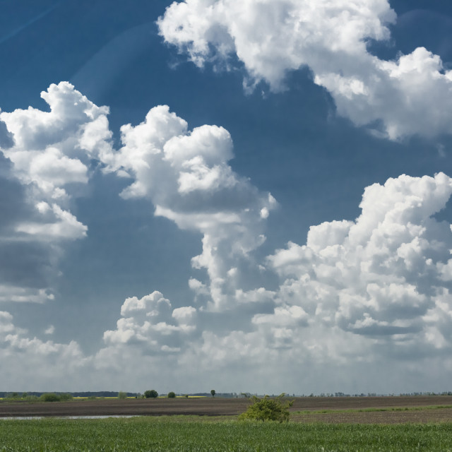 """Romania Homeland - Landscape"" stock image"