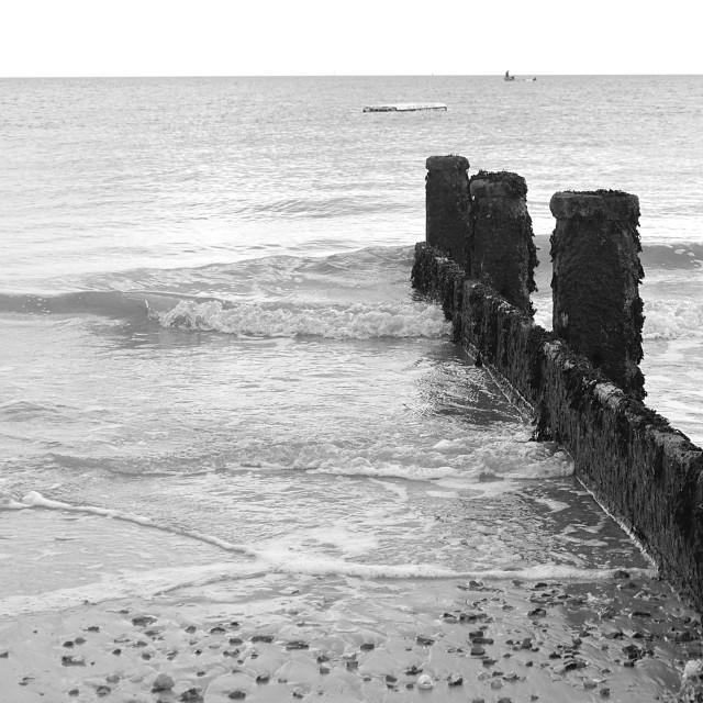 """""""Frinton on Sea"""" stock image"""