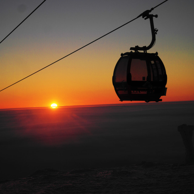 """Sun Rise."" stock image"