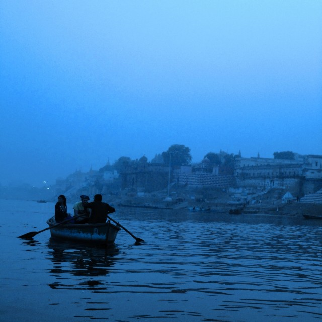 """Mother Ganga"" stock image"