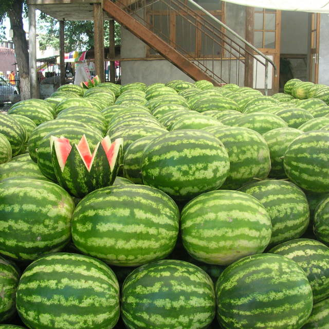 """Water melons"" stock image"