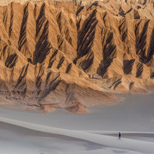 """Mars on Earth"" stock image"