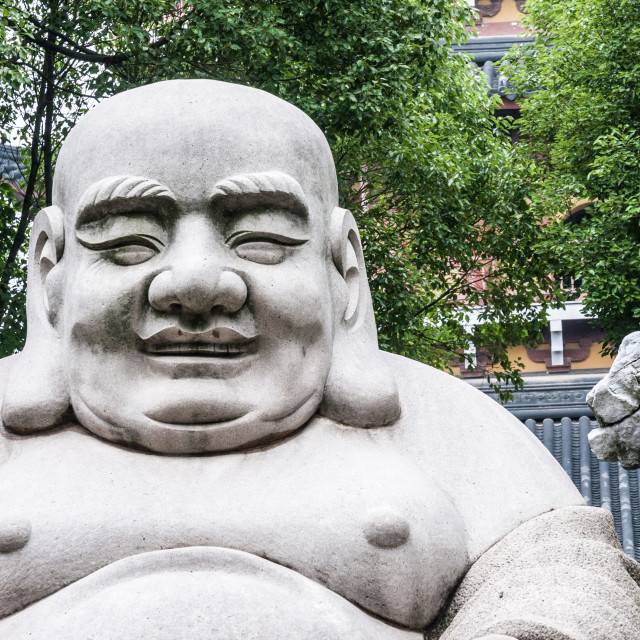 """Big Buddha"" stock image"