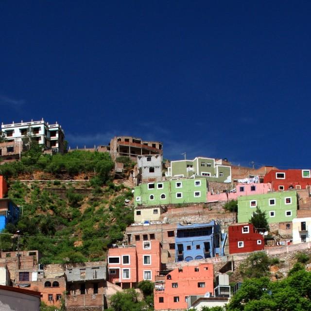 """""""Guanajuato, Mexico 2"""" stock image"""
