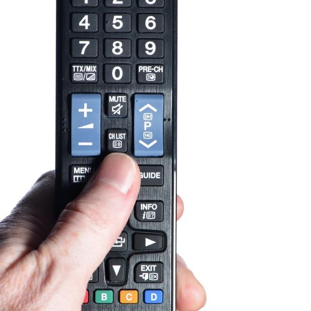 """Remote control."" stock image"
