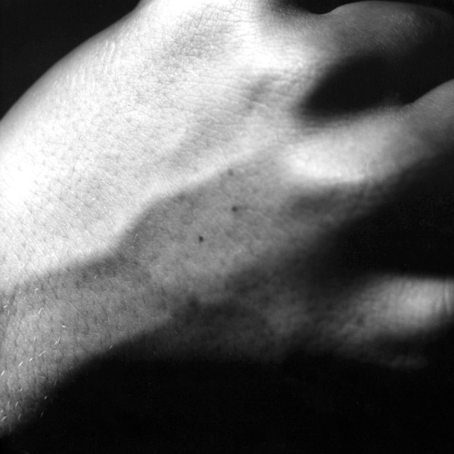 """Lines of you hand"" stock image"