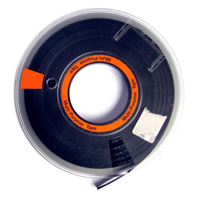 """Tape reel"" stock image"