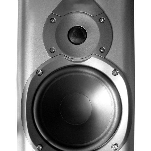 """""""Speaker"""" stock image"""