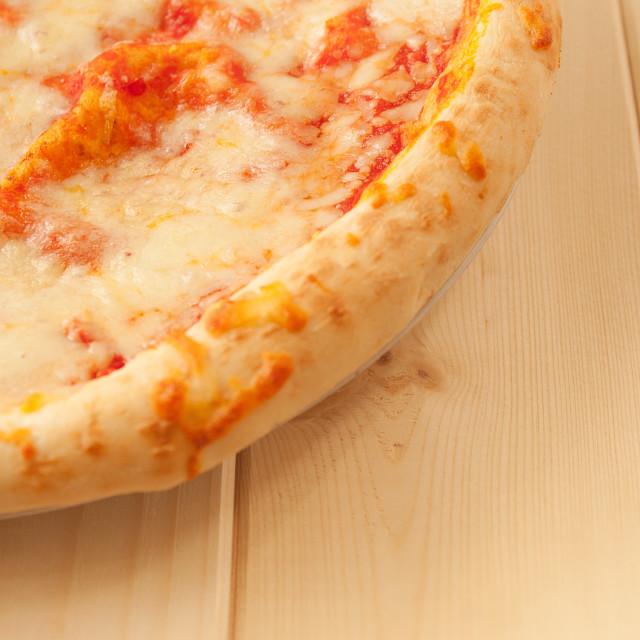 """Pizza napoletana"" stock image"