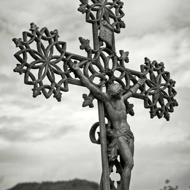 """Cross"" stock image"