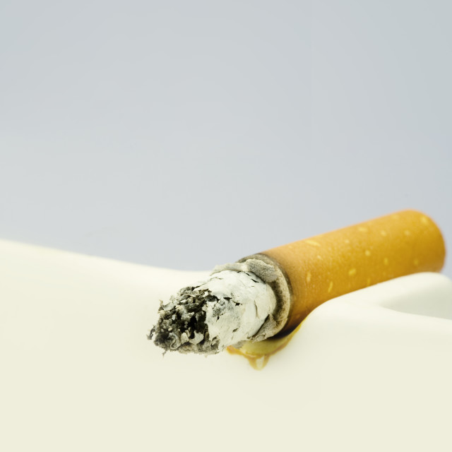 """Cigarette"" stock image"