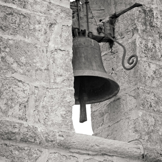 """Church bell"" stock image"