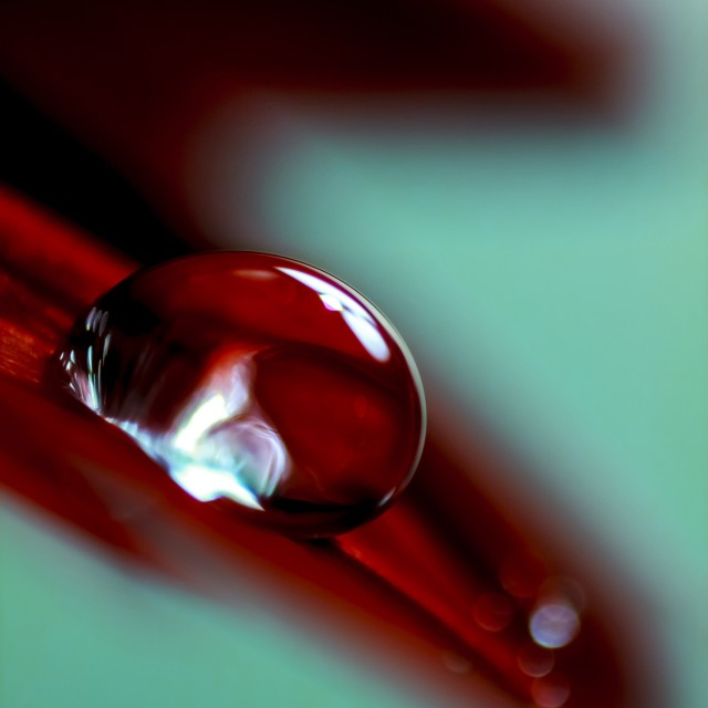 """Droplet"" stock image"