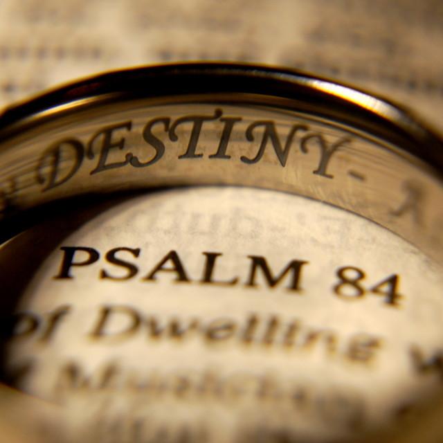 """Destiny Ring"" stock image"