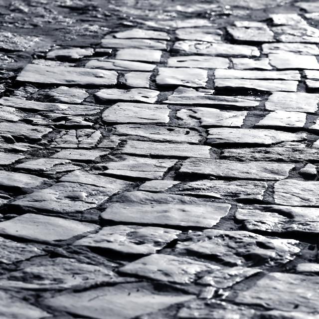 """Stone path"" stock image"