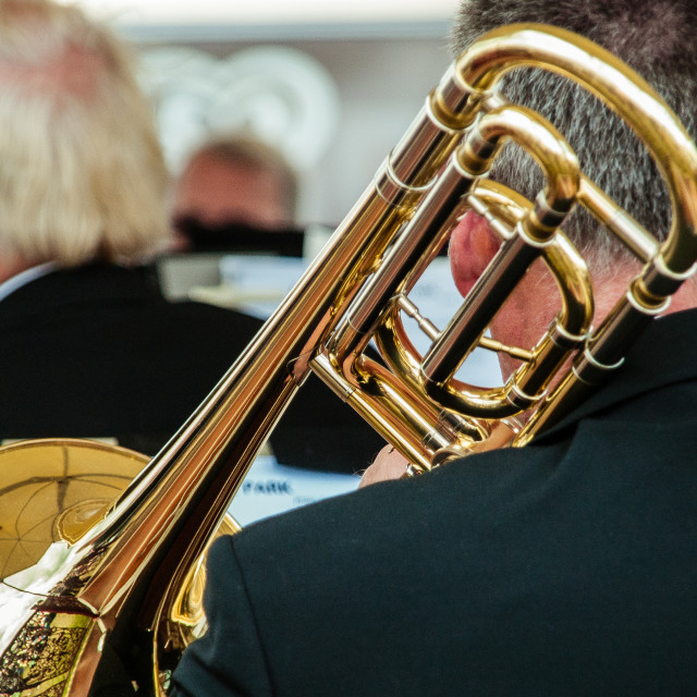 """""""The Instrument"""" stock image"""