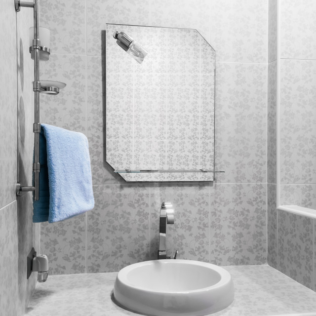 """Bathroom Sink"" stock image"