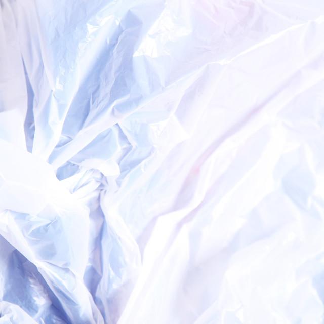 """White Foil"" stock image"