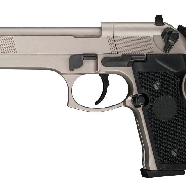 """Pistol"" stock image"