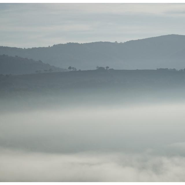"""Cloud Villa"" stock image"