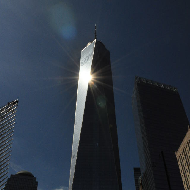 """""""Freedom Tower"""" stock image"""