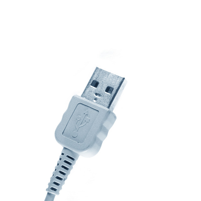 """""""USB Cable"""" stock image"""