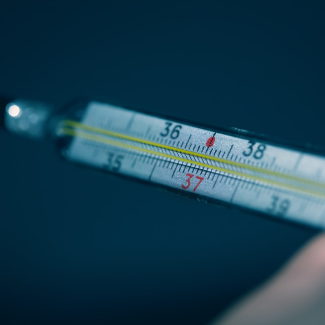 """""""Thermometer"""" stock image"""