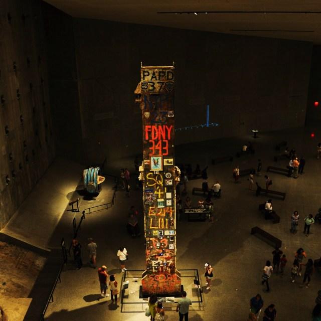 """911 Museum"" stock image"