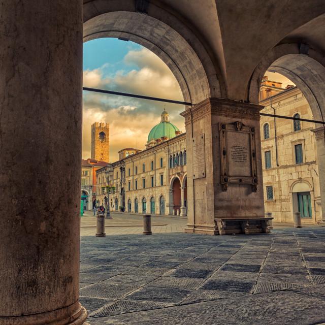 """Italian architecture"" stock image"